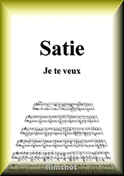 [Erik Alfred Leslie Satie]のサティ ジュ・トゥ・ヴー ピアノ・ソロ