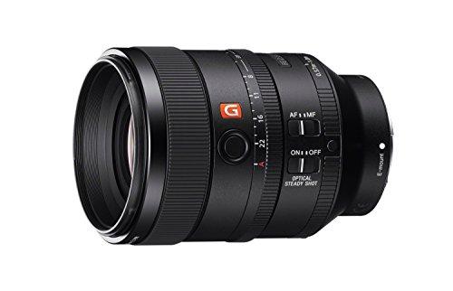 ソニー SONY 単焦点レンズ FE 100mm F2.8 STF GM OSS Eマウント35mmフルサイズ対応 SEL100F28GM