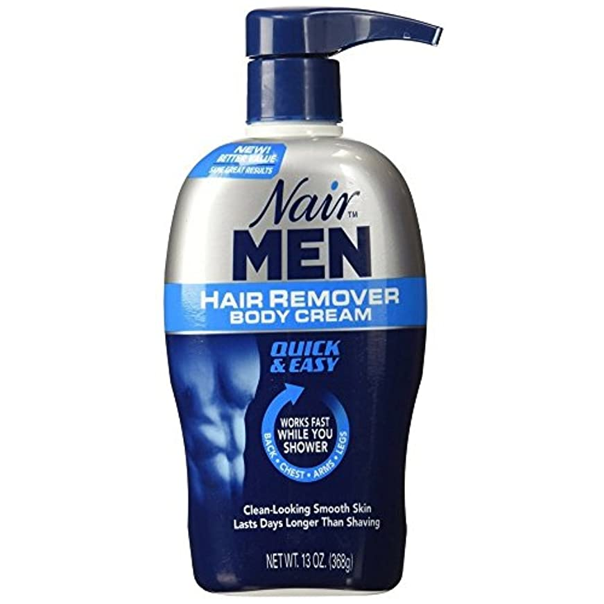 フォーラムショップ納税者Nair For Men 脱毛ボディクリーム13オンス(7パック) 7のパック