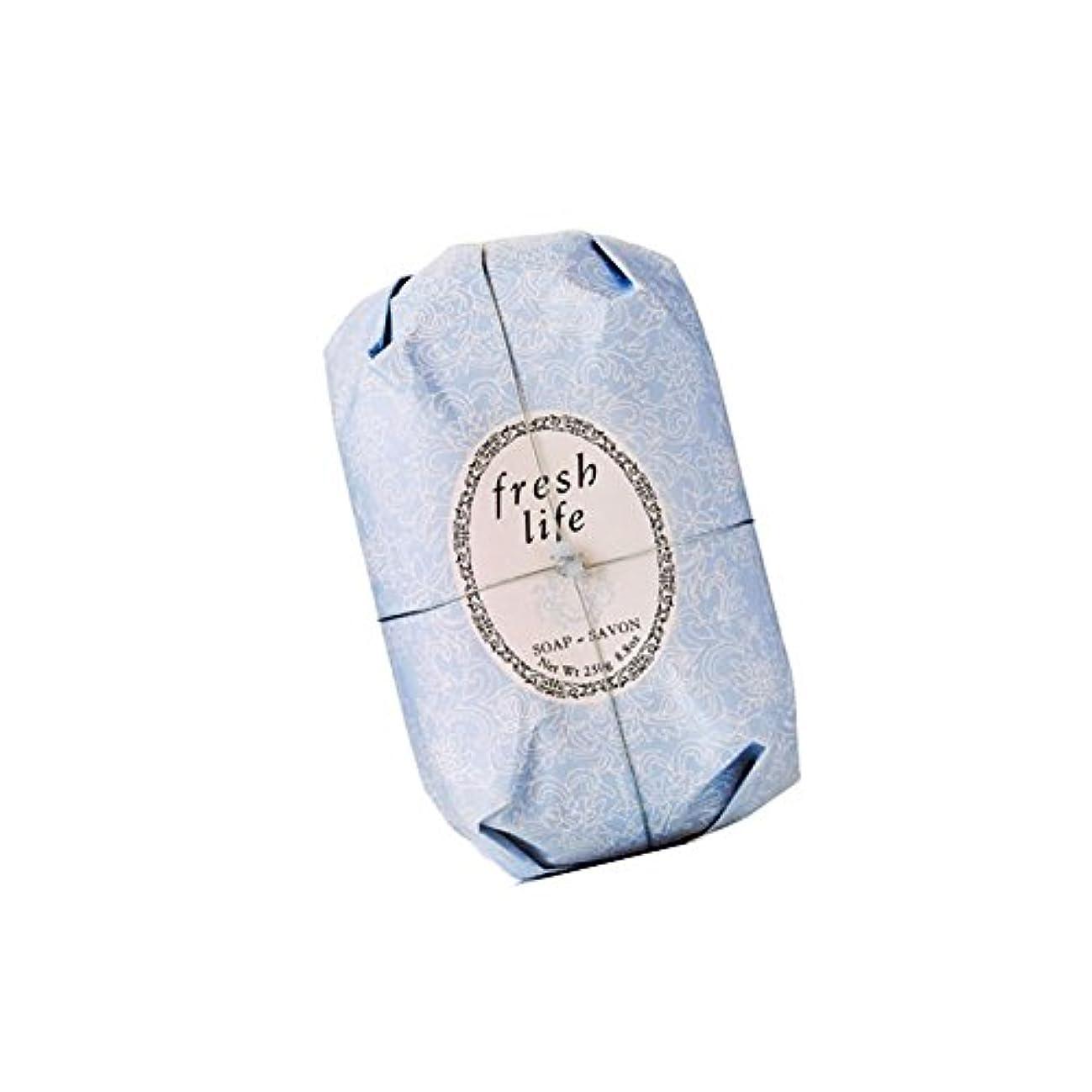 順応性名誉一貫したFresh フレッシュ Life Soap 石鹸, 250g/8.8oz. [海外直送品] [並行輸入品]