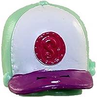 Shopkins Season 3 Casper Cap Teal 3-027 (Rare)
