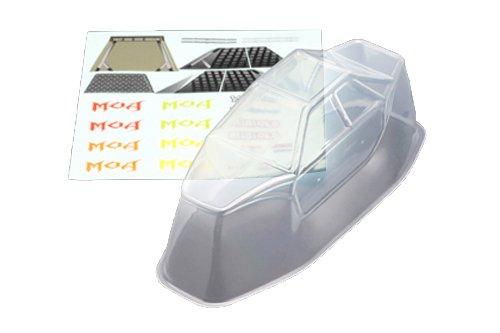 ミニクロ MOA用 チューバー クリアボディ (ポリカーボネイト製) MQ-104