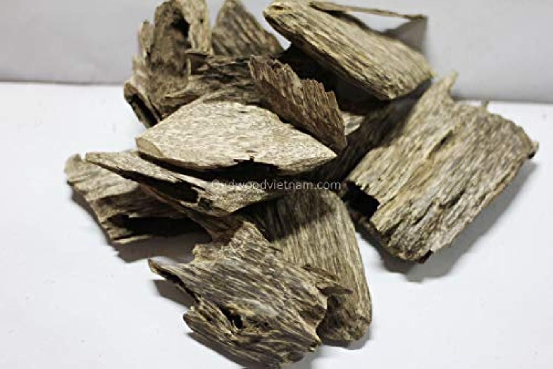 政策成分アフリカアガーウッドチップス オウドチップス お香アロマ オウッドウッドベトナム産アガーウッドチップス 純粋素材グレードA++ 500g