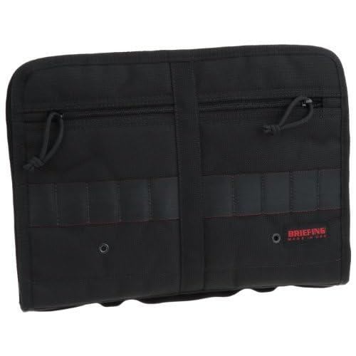 [ブリーフィング] クラッチバッグ A4 PAD BRF077219 BLACK