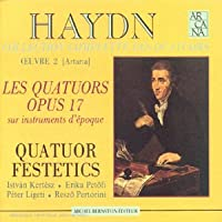 String Quartet.25, 26, 27, 28, 29, 30(Op.17): Festetics Q