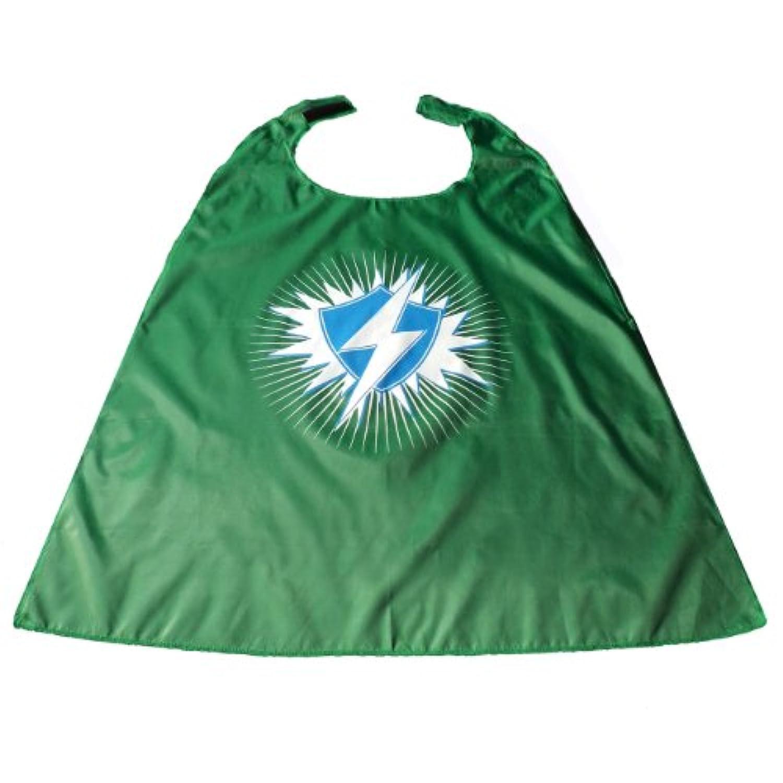 [ウィグローインターナショナル]WeGlow International Green Super Hero Capes, Small 24CPK1G [並行輸入品]