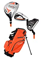 Powerbilt Golf Junior 6 Piece Set with Bag (Ages 3-5)