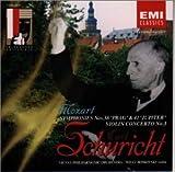 モーツァルト:交響曲第38番「プラーハ」、第41番「ジュピター」、ヴァイオリン協奏曲第3番