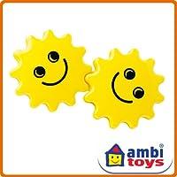 <ボーネルンド> アンビトーイ ambi toys ツインラトル