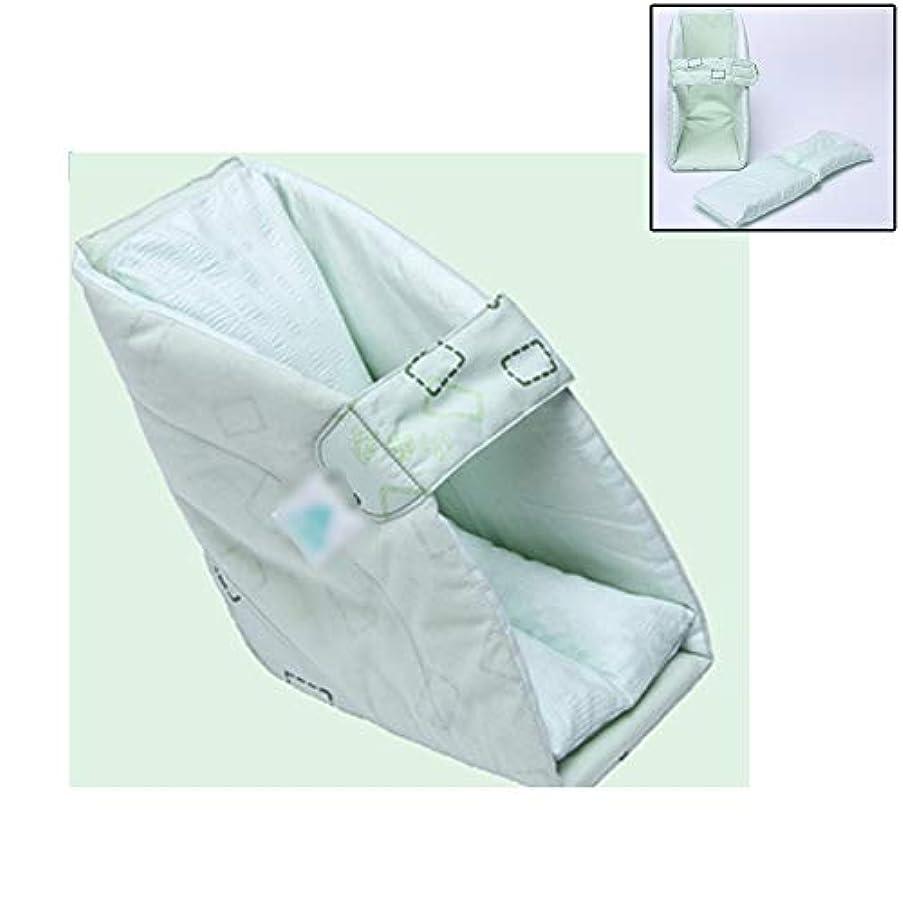 合図キャンペーンパークヒールプロテクター、フットピローヒールクッション、高齢者の足の補正カバー-1個