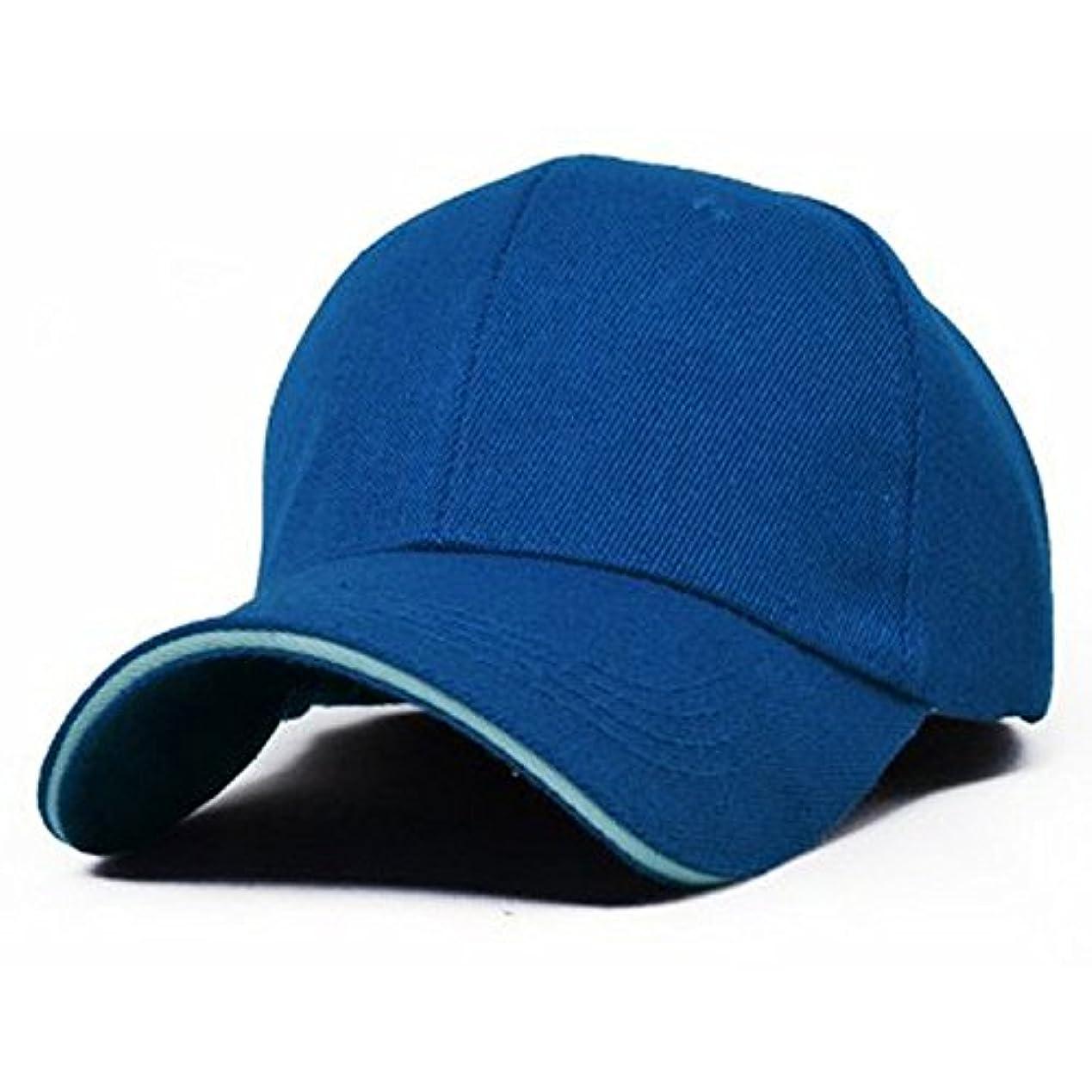 セラフいつパニックOUYOU 野球キャップ 野球帽 無地 野球用 ゴルフ用 男女兼用 調節可能