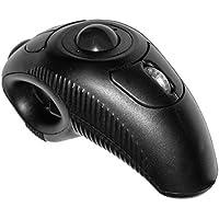 4DWL(ブラック) USB 光学式マウス 7ボタン