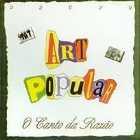 GRUPO ART POPULAR - O CANTO DA RAZAO (1 CD)