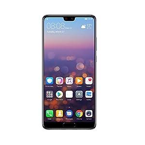 Huawei 5.8インチ P20 SIMフリースマートフォン ミッドナイトブルー【日本正規代理店品】
