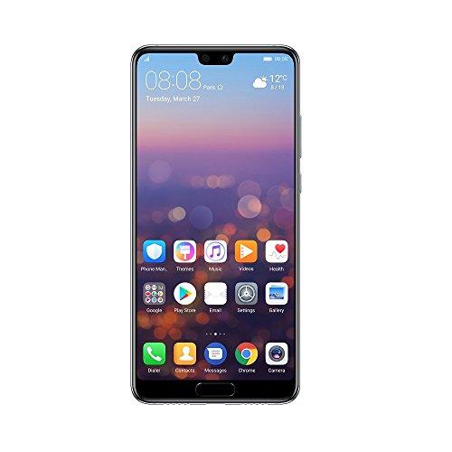 Huawei 5.8インチ P20 SIMフリースマートフォン ミッドナイト...