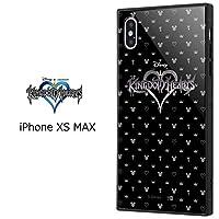 iPhone XS MAX ディズニー キングダムハーツ 耐衝撃 ガラス ケース キャラクター ソフトケース ハードケース ハード シリコン シンプル グッズ キングダム ハーツ アイフォン XSmax iphonexsmax 6.5inch テンエスマックス スマホケース スマホカバー s-in_7b284