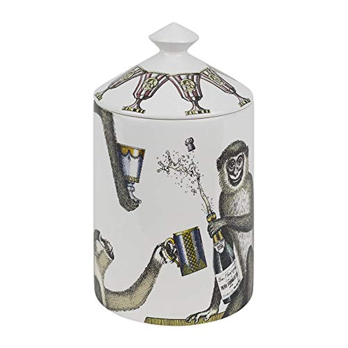 リス靴下味わうフォルナセッティ アペリティーヴォ センテッド キャンドル 300g(Fornasetti Aperitivo Scented Candle 300g) [並行輸入品]