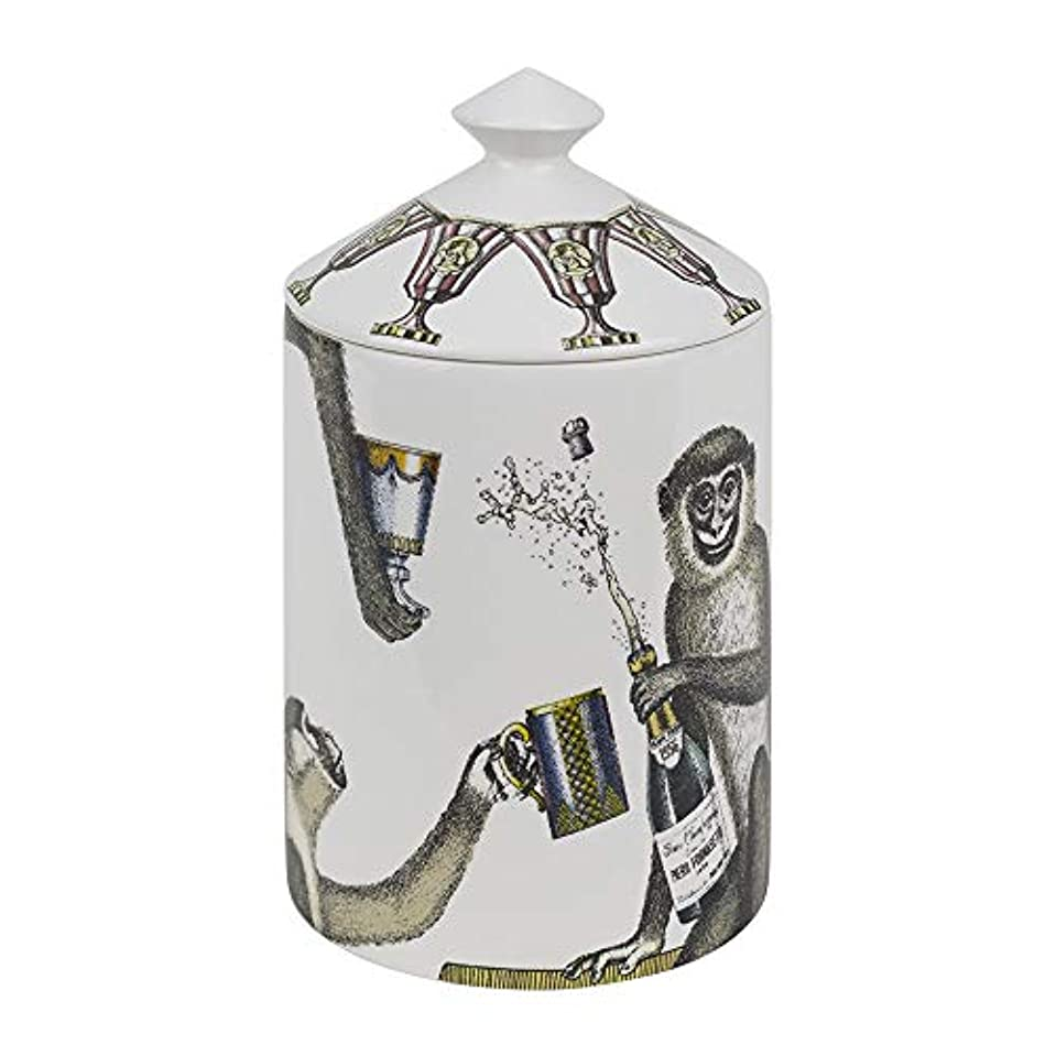 ブルーム保護エアコンフォルナセッティ アペリティーヴォ センテッド キャンドル 300g(Fornasetti Aperitivo Scented Candle 300g) [並行輸入品]
