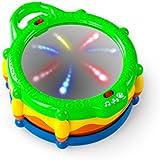 Bright Starts ブライトスターツ ライト&ラーン?ドラム (52179) by Kids II