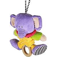 ベル新生児ギフトをぶら下げベビーカーのおもちゃミュージカルぬいぐるみハンギングペンダント