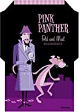 Pink Panther Fold and Mail Stationery