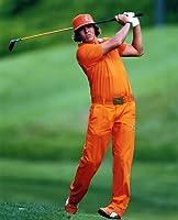 Rickie Fowler USAゴルフPGA 8x 10スポーツアクション写真( Y )