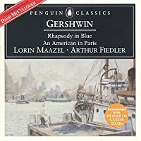 Gershwin;Rhapsody in Blue