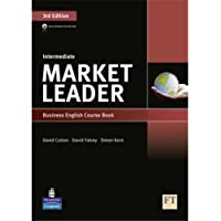 Market Leader Intermediate (3E)  Coursebook with DVD-ROM