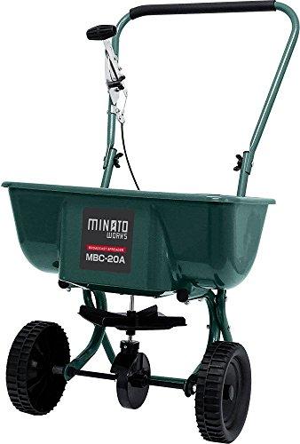 肥料散布機 手押し式ブロキャス MBC-20A (容量20L)