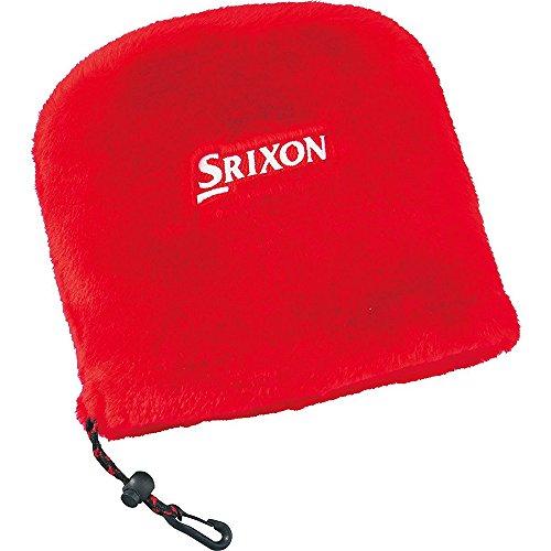 DUNLOP(ダンロップ) ヘッドカバー SRIXON ヘッドカバー アイアン用  GGE-S120I レッド