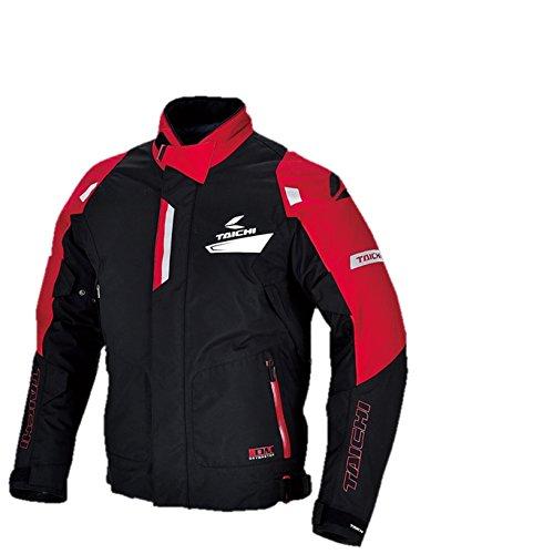 RSタイチ(アールエスタイチ)バイクジャケット ブラック/レ...