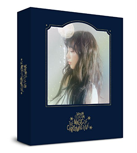 TAEYEON SPECIAL LIVE [The Magic of Christmas Time](2DVD+Photobook+限定グッズ)(限定盤)