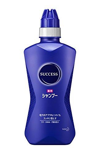 サクセス薬用シャンプー 本体 380ml