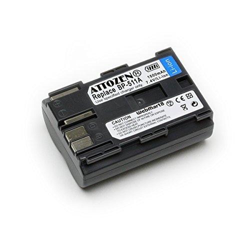 キヤノン BP-511A 互換バッテリー