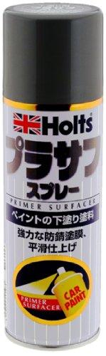 ホルツ 下塗り塗料 プラサフ グレー 300ml Holts MH11503