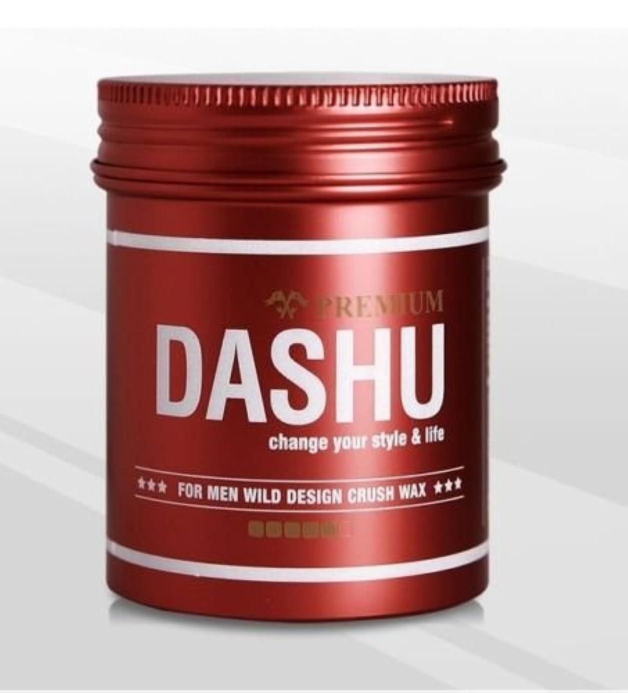 交じる出します反映する[DASHU] ダシュ For Men男性用 プレミアムワイルドデザインクラッシュワックス Premium Wild Design Crush Hair Wax 100ml / 韓国製 . 韓国直送品