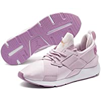PUMA Women's Muse Satin II WN's Sneakers