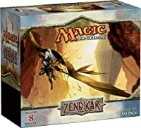 英語版 ZEN ゼンディカー ファットパック Zendikar Fat Pack マジック・ザ・ギャザリング mtg