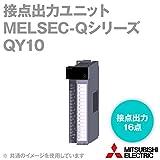 三菱電機 QY10 接点出力ユニット Qシリーズ シーケンサ NN