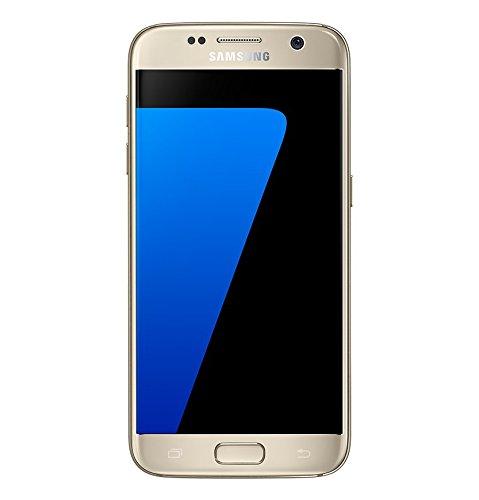 (SIMフリー) Samsung サムスン Galaxy S7 Dual G930 (Dual デュアル SIM) (並行輸入品) (32GB, ゴールド)