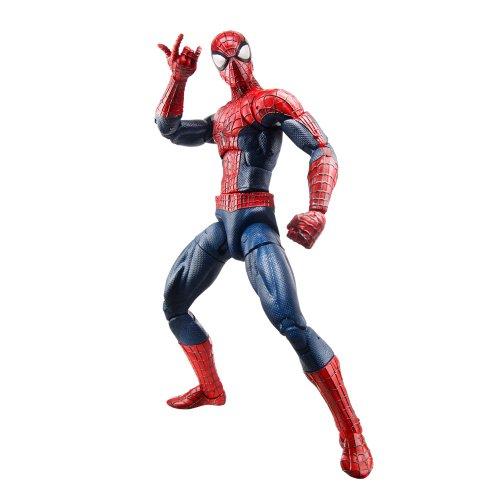 『アメイジング・スパイダーマン2』 【ハズブロ アクションフィギュア】 6インチ 「レジェンド」 #01 スパイダーマン (映画版)