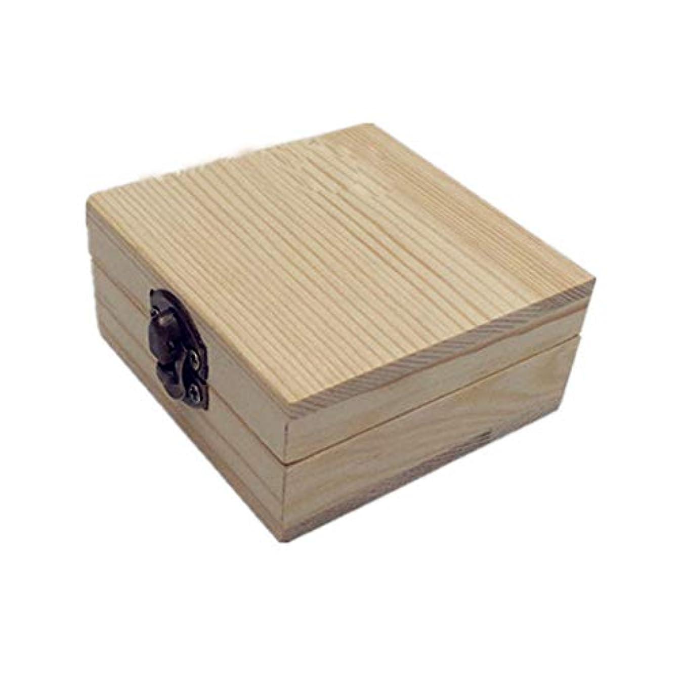 剣レース成長するエッセンシャルオイルの保管 木製のエッセンシャルオイルボックスパーフェクトエッセンシャルオイルケースは2本のボトルエッセンシャルオイルのために保持します (色 : Natural, サイズ : 7X7X3.5CM)