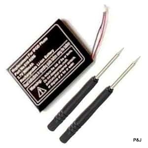 iPod mini 交換バッテリー工具付 (600mAh)