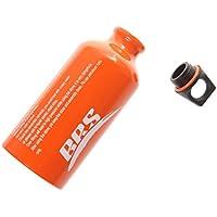 Yiteng キャンプ ストーブ 軽量 オレンジ アルミ 液体 燃料ボトル