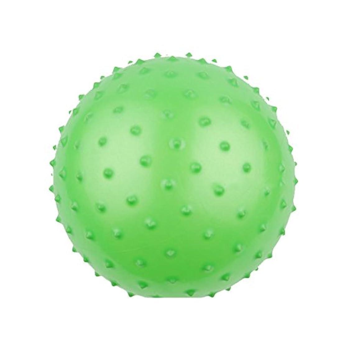 花婿トランクお肉Liebeye 野球ボール 素敵な野球ボールマッサージボールキッズインフレータブルおもちゃのギフト装飾品(ランダムカラー) 28cmマッサージボール