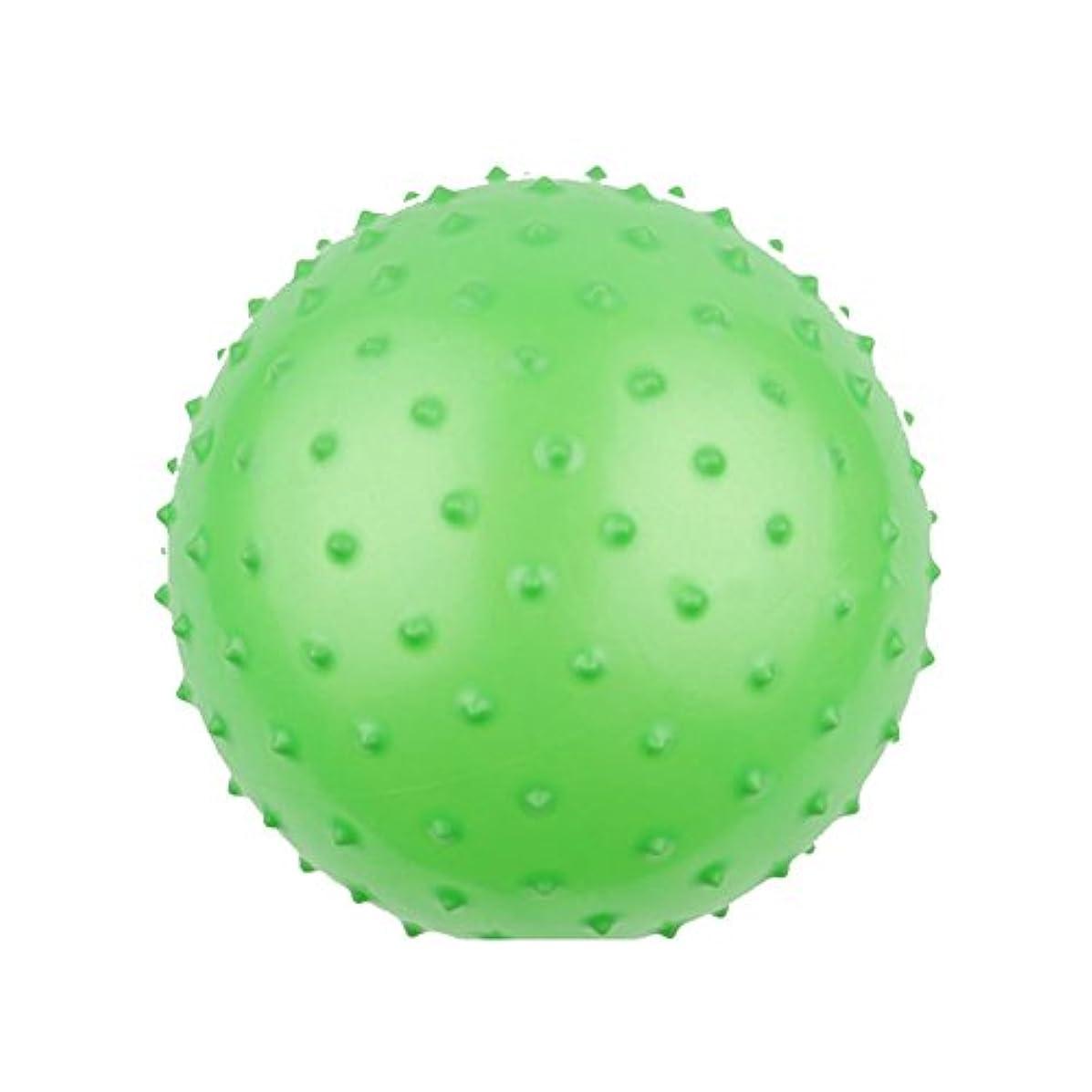 窓を洗う矛盾実質的Liebeye 野球ボール 素敵な野球ボールマッサージボールキッズインフレータブルおもちゃのギフト装飾品(ランダムカラー) 28cmマッサージボール