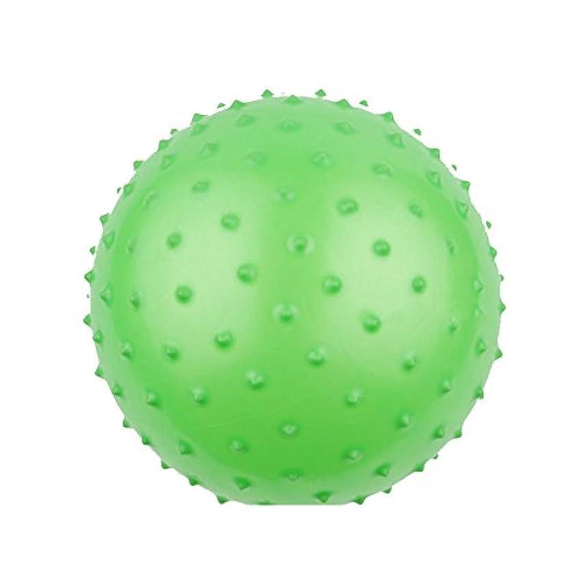 柔和突撃守るLiebeye 野球ボール 素敵な野球ボールマッサージボールキッズインフレータブルおもちゃのギフト装飾品(ランダムカラー) 28cmマッサージボール
