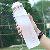 大容量ボトル 水筒 ポータブルストロースポーツウォーターボトル350 500 650 700 1000 1500 2200ml BPAフリー プラスチックウォーターボトル 自転車 大人 子ども アウトドア スポーツ 登山用/キャンプ/ランニング/ジム