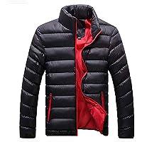 Surprise S Winter Jackets Parka Men Warm Outwear Slim Mens Coats Windbreaker Quilted Jackets Men