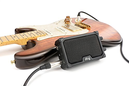 IK Multimedia iRig Nano Amp 超小型ギターアンプ+iRigインターフェイス【国内正規品】